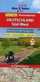 Biker Betten Set Deutschland Süd-West