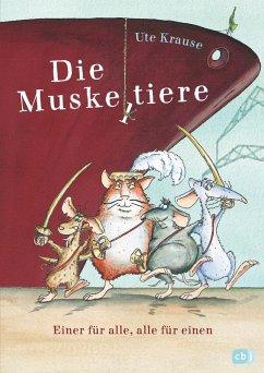 Einer für alle - alle für einen / Die Muskeltiere Bd.1 (Mängelexemplar) - Krause, Ute