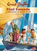 Fünf Freunde - 3 Abenteuer in einem Band / Fünf Freunde Sammelbände Bd.2 (Mängelexemplar)