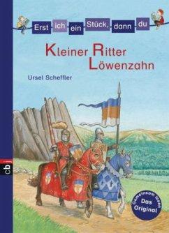 Kleiner Ritter Löwenzahn / Erst ich ein Stück, dann du. Minibücher Bd.3 (Mängelexemplar) - Scheffler, Ursel