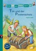 Tim und der Piratenschatz / Erst ich ein Stück, dann du. Minibücher Bd.4 (Mängelexemplar)