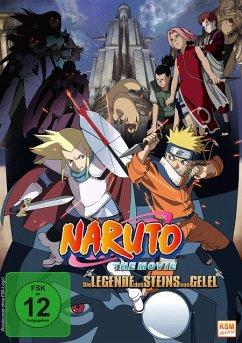 Naruto - The Movie 2: Die Legende des Steins von Gelel