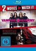 Vampire Academy/Byzantium - 2 Disc Bluray