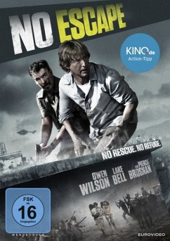 No Escape - Owen Wilson/Lake Bell