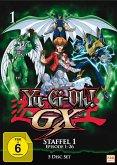 Yu-Gi-Oh! GX - Staffel 1, Box 1 (5 Discs)