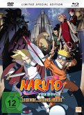 Naruto - The Movie 2: Die Legende des Steins von Gelel Mediabook