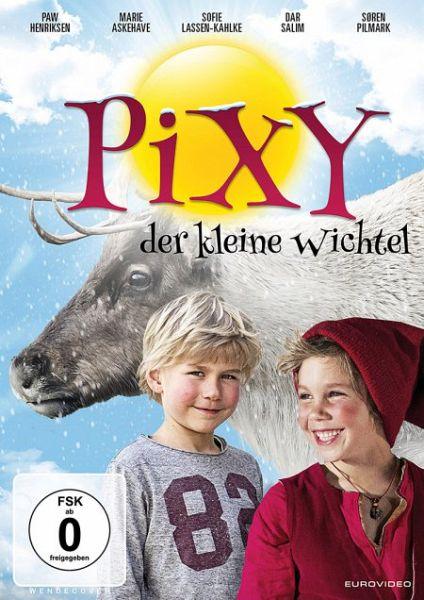 pixy der kleine wichtel dvd film auf dvd