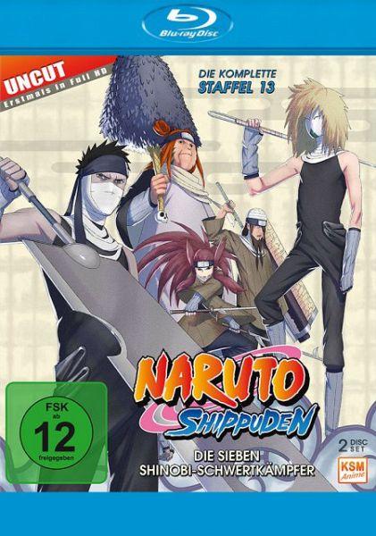 Naruto Shippuden Staffel 13