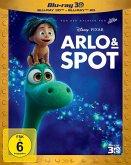 Arlo & Spot (Blu-ray 3D, 2 Discs)