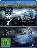 Maleficent - Die dunkle Fee / Cinderella (2 Disc Collection)