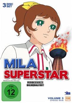 Mila Superstar Vol. 3 - Episode 56-80 DVD-Box