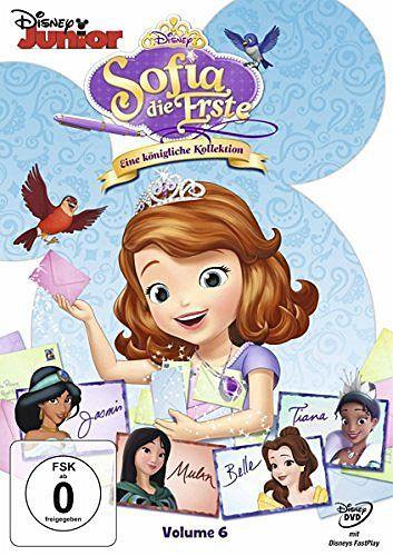 sofia die erste dvd