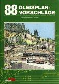 88 Gleisplan-Vorschläge (eBook, PDF)
