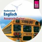 Reise Know-How Kauderwelsch AusspracheTrainer Englisch, 1 Audio-CD