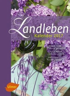 Landleben Kalender 2017 - Taschenkalender