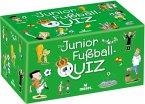 Moses MOS90233 - Das Junior Fußball Quiz, Kartenspiel, Wissensspiel