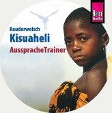 Reise Know-How Kauderwelsch AusspracheTrainer Kisuaheli, 1 Audio-CD