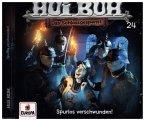 Hui Buh, Das Schlossgespenst, neue Welt - Spurlos verschwunden, Audio-CD