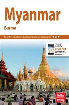 Nelles Guide Myanmar (Burma)
