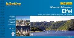 Flüsse und Bahntrassen Eifel