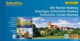 Alb-Neckar-Weg . Kraichgau-Hohenlohe-Radweg . Hohenlohe-Ostalb-Weg