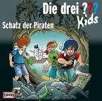 Schatz der Piraten / Die drei Fragezeichen-Kids Bd.50 (Audio-CD)