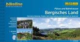 Flüsse und Bahntrassen Bergisches Land