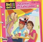 Skandal im Café Lomo / Die drei Ausrufezeichen Bd.44 (Audio-CD)