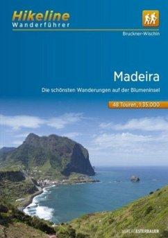 Wanderführer Madeira
