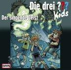 Der singende Geist / Die drei Fragezeichen-Kids Bd.49 (Audio-CD)