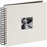 Hama Fine Art Spiral kreide 28x24 50 schwarze Seiten 2108
