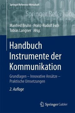 Handbuch Instrumente der Kommunikation