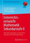 Unterrichtsentwürfe Mathematik Sekundarstufe II