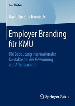 Employer Branding für KMU - Hanußek, David Vinzenz