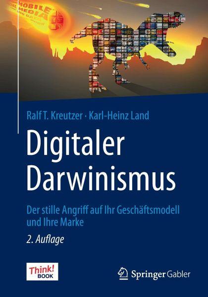 Digitaler Darwinismus - Kreutzer, Ralf T.; Land, Karl-Heinz
