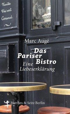 Das Pariser Bistro - Augé, Marc