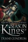 A Season of Kings (The Tales of Reagul, #1) (eBook, ePUB)