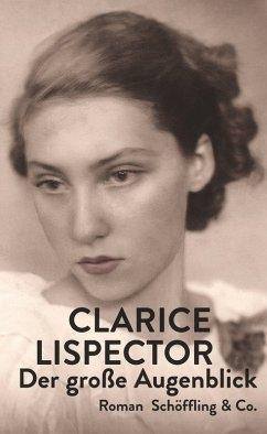 Der große Augenblick (eBook, ePUB) - Lispector, Clarice
