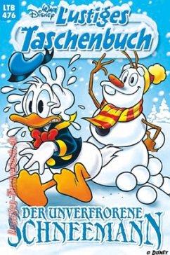 Der unverfrorene Schneemann