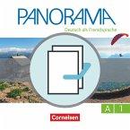 Panorama A1: Gesamtband - Kursbuch und Übungsbuch DaZ