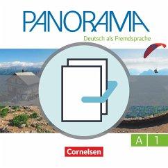 Panorama A1: Gesamtband - Kursbuch und Übungsbuch DaZ - Böschel, Claudia; Finster, Andrea; Jin, Friederike; Paar-Grünbichler, Verena; Winzer-Kiontke, Britta