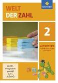 2. Schuljahr, 1 CD-ROM / Welt der Zahl, Allgemeine Ausgabe 2015 Bd.2