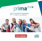 Prima plus - Deutsch für Jugendliche - Allgemeine Ausgabe - B1: Gesamtband / Prima plus - Deutsch für Jugendliche Bd.B1