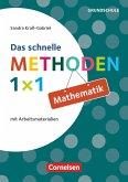 Das schnelle Methoden-1x1 Mathematik