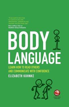Body Language - Kuhnke, Elizabeth