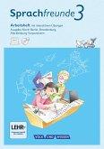 Sprachfreunde - Sprechen - Schreiben - Spielen - Ausgabe Nord (Berlin, Brandenburg, Mecklenburg-Vorpommern) - Neubearbeitung 2015 - 3. Schuljahr