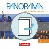 Panorama A2: Teilband 1 - Kursbuch und Übungsbuch DaZ