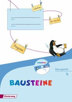 BAUSTEINE Sprachbuch 4. Übungsheft mit Lernsoftware- Ausgabe 2014