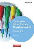 Spannende Ideen für den Kunstunterricht Grundschule Klasse 3/4