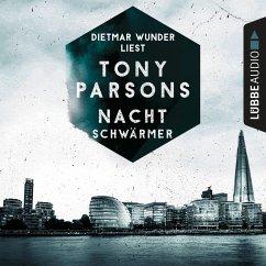 Nachtschwärmer - Eine DC-Max-Wolfe-Kurzgeschichte (Ungekürzt) (MP3-Download) - Parsons, Tony
